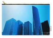 Business Skyscrapers Carry-all Pouch by Michal Bednarek