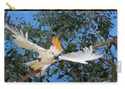 Cacatoes A Huppe Orange Cacatua Carry-all Pouch