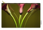 Cala Lily Carry-all Pouch