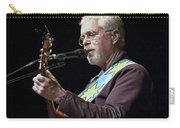 Canadian Folk Rocker Bruce Cockburn Carry-all Pouch
