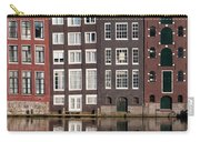 Canal Houses In Amsterdam Carry-all Pouch