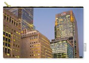 Canary Wharf. Carry-all Pouch