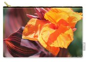 Canna Lily Named Durban Carry-all Pouch
