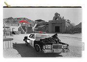 Cannonball Run 2 Brothel Set Mexican Plaza Old Tucson Arizona 1984 Carry-all Pouch
