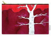 Canyon Tree Original Painting Carry-all Pouch