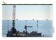 Carpinteria Pier Carry-all Pouch