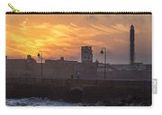Castle Of Saint Sebastian Cadiz Spain Carry-all Pouch