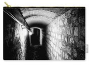 Catacomb Tunnels In Paris France Carry-all Pouch