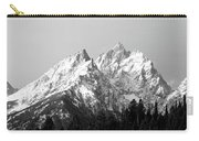 Cathedral Group Grand Teton National Carry-all Pouch