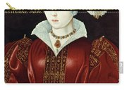 Catherine Parr (1512-1548) Carry-all Pouch