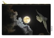 Caught By The Moon Carry-all Pouch