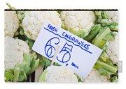 Cauliflower Carry-all Pouch by Tom Gowanlock