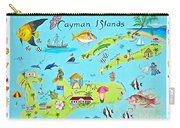 Cayman Islands Carry-all Pouch