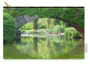 Central Park Gapstow Bridge II Carry-all Pouch