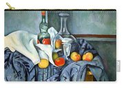 Cezanne's The Peppermint Bottle Carry-all Pouch