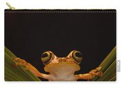 Chachi Tree Frog  Ecuador Carry-all Pouch
