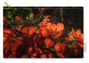 Chaenomeles Carry-all Pouch