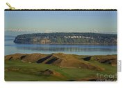 Chambers Bay Golf Course - University Place - Washington Carry-all Pouch