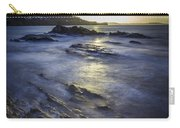 Chamoso Point In Ares Estuary Galicia Spain Carry-all Pouch