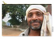 Chanderi Man Carry-all Pouch
