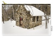 Chapel In The Woods Stowe Vermont Carry-all Pouch