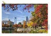 Charlotte North Carolina Marshall Park Carry-all Pouch