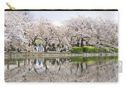Cherry Blossoms In Tokyo Carry-all Pouch