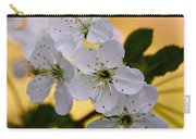 Cherry Flowers Carry-all Pouch