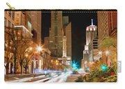 Chicago Michigan Avenue Light Streak Carry-all Pouch
