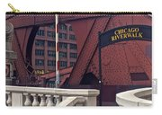 Chicago Riverwalk Carry-all Pouch