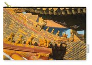 China Forbidden City Roof Decoration Carry-all Pouch