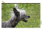 Chinese Crested Dog Carry-all Pouch