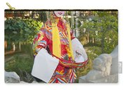 Chinese Opera Girl - In Full Traditional Chinese Opera Costumes. Carry-all Pouch