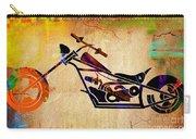 Chopper Art Carry-all Pouch