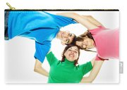 Circle Of Best Friends Carry-all Pouch