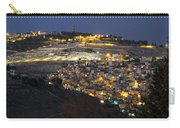 City Of Gold Carry-all Pouch