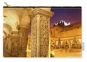 Cloisters At Sunset Arequipa Carry-all Pouch