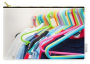 Clothes Hangers Carry-all Pouch