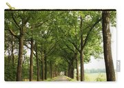 Cobblestone Country Road Carry-all Pouch by Carol Groenen