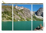 Colchuck Lake, Alpine Lakes Wilderness Carry-all Pouch