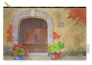 Color Me Tuscany Carry-all Pouch