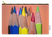 Color Pencil Carry-all Pouch