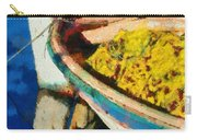 Colorful Boat Carry-all Pouch