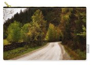 Colors Of Fall Series Zz Carry-all Pouch