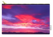 Colourful Arizona Sunset Carry-all Pouch