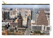 Congress Avenue Carry-all Pouch