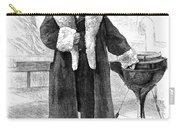 Cornelius Vanderbilt (1794-1877) Carry-all Pouch