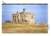 Cornwall - Pendennis Castle Carry-all Pouch