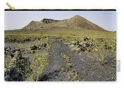 Corona Volcano On Lanzarote Carry-all Pouch