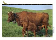 Cows Salers Carry-all Pouch